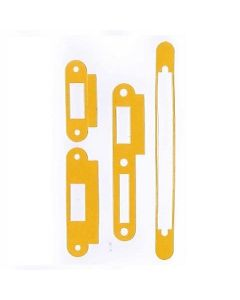 Orbis Intumescent Pack for Locks Universal strike/forend kit 1mm MAP material