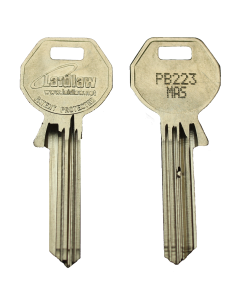 Laidlaw Replacement Master or Sub-Master Key
