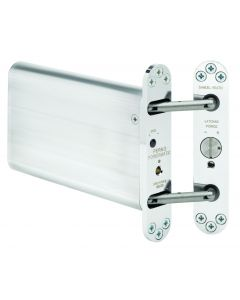 Powermatic Hydraulic Concealed Door Closer - Satin Chrome