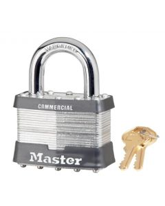 15D 5 Pin Tough Laminated Body Padlock To Differ 67mm Body c/w 2 Keys