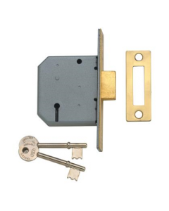 Union 2177 Mortice Deadlock Keyed To M101M 63mm SCP