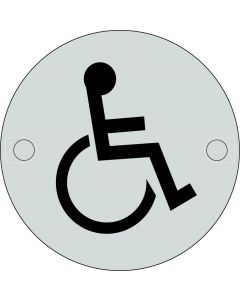 Orbis Disabled Symbol