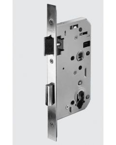 Nemef 6107/17 Dual Profile Euro / Oval Nightlatch With Hold Back Function Case Square SSS