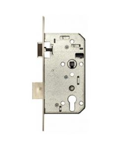 Nemef 6602/32 Euro Profile Square Sashlock Case SSS Finish