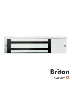 Briton 9501.M Single Magnet 1200Lb Monitored
