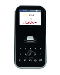 Finger Print / Card Reader with LCD display and PO
