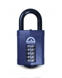 Squire Heavy Duty Combi Padlock 60mm Body Short Shackle