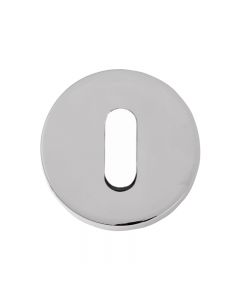 Key Profile Escutcheon Polished Chrome t/s Apollo, Sigma,Atlantic,E-Zeta,Kappa Range