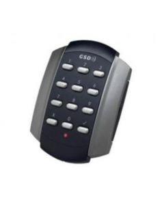GSD1 Door Digital Keypad - Black