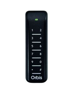 Orbis Slim Mullion Pin MIFARE Reader
