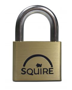 Squire Brass Padlock 51mm Body