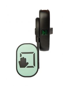 PH352 White Reversible Single Point Push Pad Exit Latch, Only Suitable For Fire Exits Where Occupants Are Familiar With The Exit Procedures