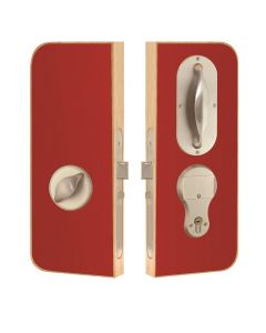 Safehinge Primera 5 Way SOS Automatic Nightlatch Lockset