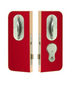 Safehinge Primera 5 Way SOS En-Suite Lockset