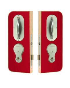 Safehinge Primera 5 Way SOS Tech Communal Lockset