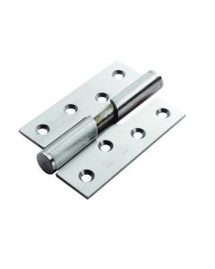 Rising Butt Hinge - 102 x 76mm - Left Hand - Bright Zinc Plated - Pack of Two