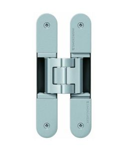 Simonswerk Tectus TE640 3D.SSS Concealed Hinge 200kg, For Timber, Steel Or Aluminium Frame, 240mm Overallx 32mm Wide (Sold As Each Hinge)