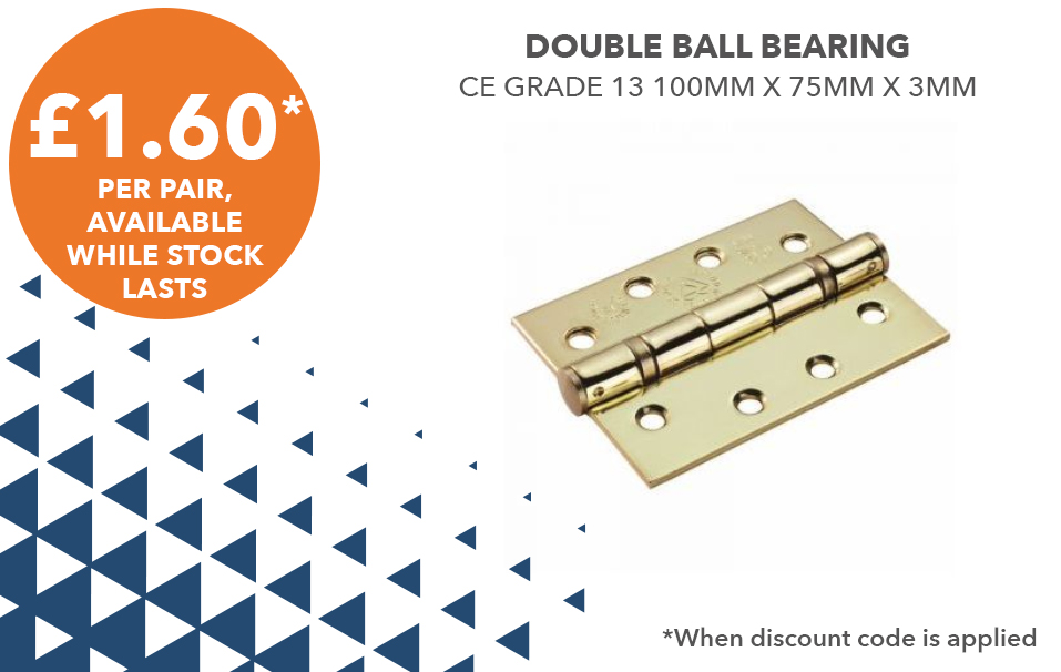 Bank Holiday Campaign banners7. Double ball bearing